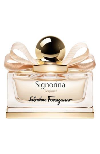Alternate Image 1 Selected - Salvatore Ferragamo 'Signorina Eleganza' Eau de Parfum