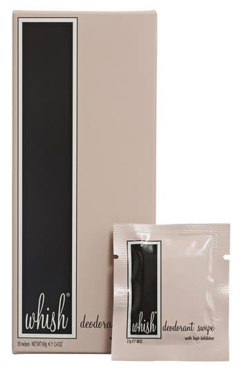 Alternate Image 3  - Whish™ Deodorant Swipes
