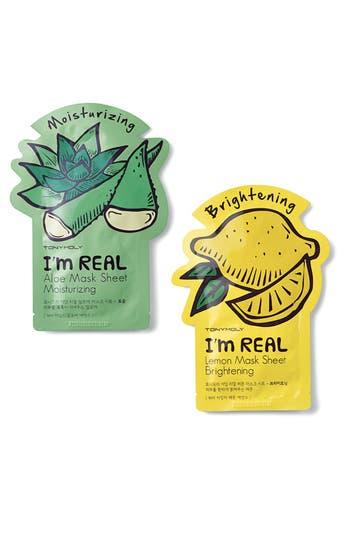 Alternate Image 2  - Tony Moly 'I'm Real' Sheet Mask