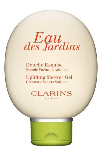 Alternate Image 1 Selected - Clarins 'Eau des Jardins' Uplifting Shower Gel