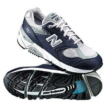 Alternate Image 1 Selected - New Balance 'M587' Running Shoe (Men)