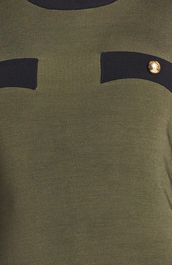 Alternate Image 3  - Vince Camuto Military Sweater Dress (Online Only)