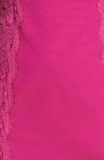 Alternate Image 3  - Aidan Mattox Lace Paneled Sheath Dress