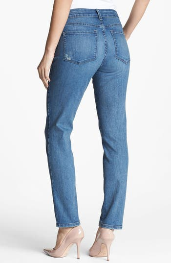 Alternate Image 2  - NYDJ 'Sheri' Stretch Skinny Jeans