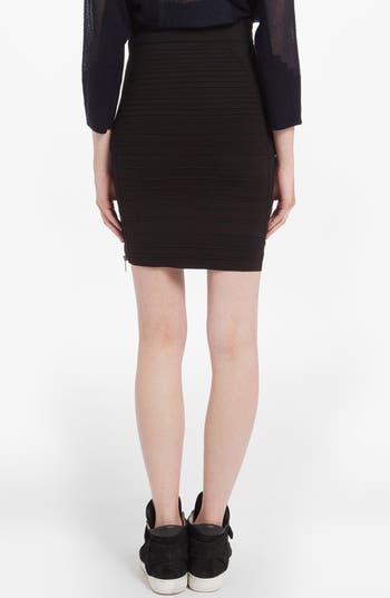 Alternate Image 2  - maje 'Decimal' Pencil Skirt