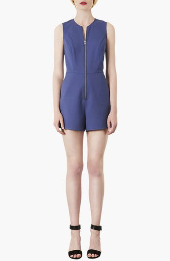 Alternate Image 1 Selected - Topshop Sleeveless Romper