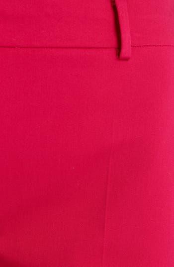 Alternate Image 3  - Max Mara 'Genova' Stretch Cotton Crop Pants