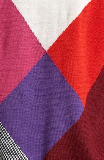 Alternate Image 3  - Ella Moss Long Sleeve Multicolored Sweater