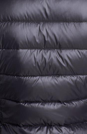 Alternate Image 3  - T Tahari 'Sandra' Bib Front Packable Quilted Jacket