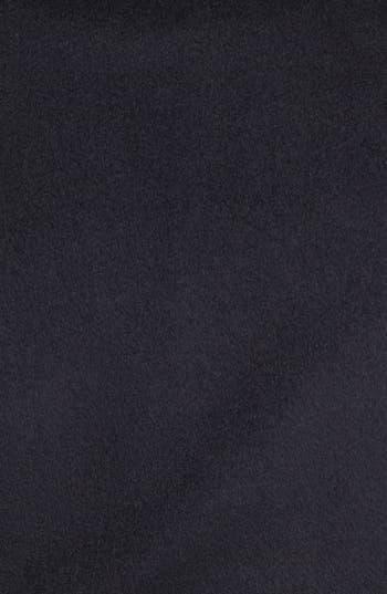 Alternate Image 3  - Ellen Tracy Faux Fur Trim Belted Cape (Plus Size)