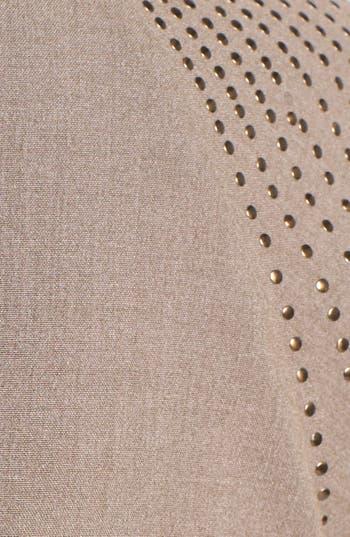 Alternate Image 3  - Tahari Studded Shoulder Two-Way Stretch Sheath Dress