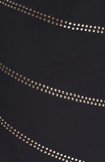 Alternate Image 3  - Calvin Klein Studded Sheath Dress (Plus Size)