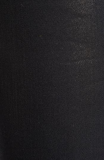 Alternate Image 3  - BLANKNYC 'Spray On' Super Skinny Jeans (Starman)