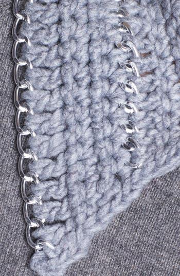 Alternate Image 2  - Echo Chain Link Crocheted Collar
