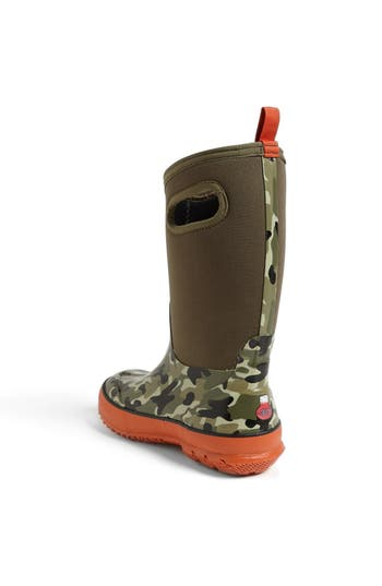 Alternate Image 2  - Bogs 'Classic High' Waterproof Boot (Toddler, Little Kid & Big Kid)