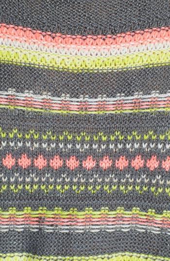 Alternate Image 3  - Love on a Hanger Pattern Crop Pullover (Juniors)
