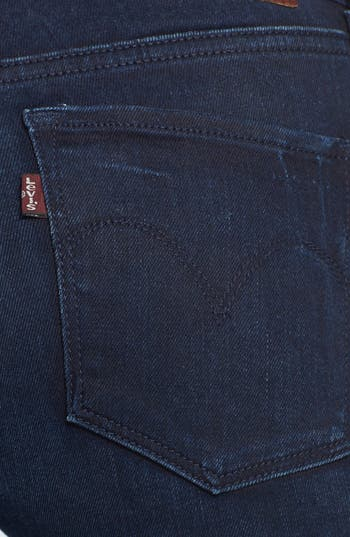 Alternate Image 3  - Levi's® 'Core Better Legging' Skinny Jeans (Dark)