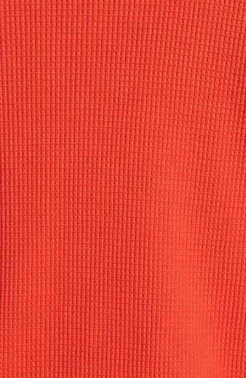 Alternate Image 3  - Michael Kors Thermal Knit Zip Hoodie
