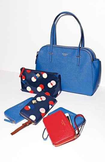 Alternate Image 5  - kate spade new york 'shilo' cosmetics case
