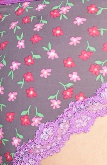 Alternate Image 3  - Honeydew Intimates 'Emily' Lace Trim Bikini