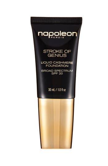 Alternate Image 1 Selected - Napoleon Perdis 'Stroke of Genius Liquid' Cashmere Foundation Broad Spectrum SPF 20