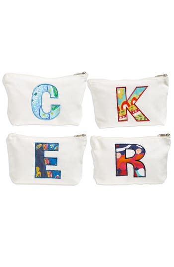 Alternate Image 1 Selected - Levtex 'Letter' Accessory Bag