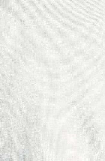 Alternate Image 3  - Eileen Fisher Fitted Sweater Jacket (Regular & Petite)