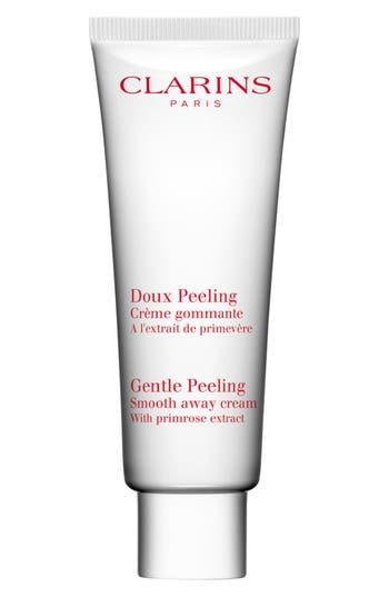 Alternate Image 1 Selected - Clarins 'Gentle Peeling' Smooth Away Cream