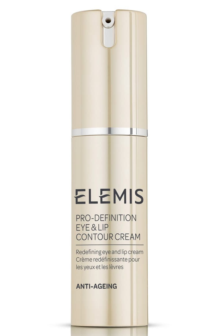 Cream Contour Tutorial: Elemis Pro-Definition Eye And Lip Contour Cream