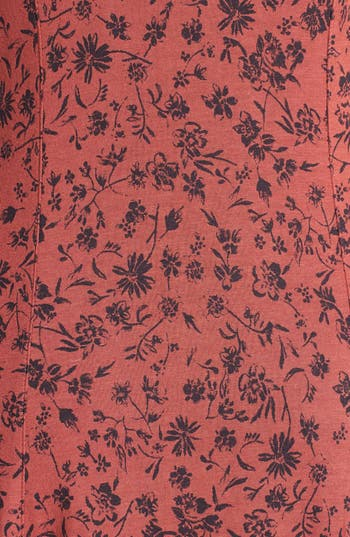 Alternate Image 3  - Free People 'Gold Coast' Floral Maxi Dress