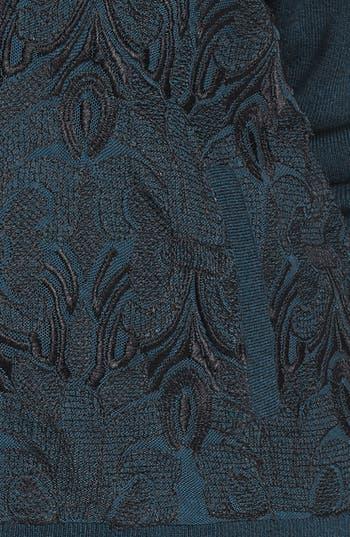 Alternate Image 3  - NIC+ZOE Lace Front Sweater Jacket (Plus Size)