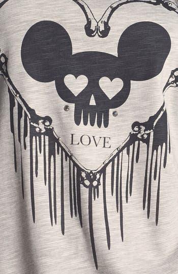 Alternate Image 3  - Mary Jane 'Love' Tank (Juniors)