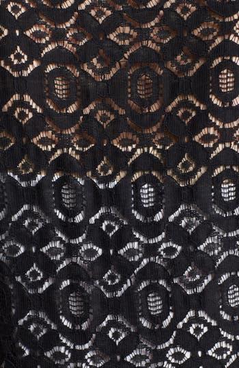Alternate Image 3  - Chaus Lace Shirtdress