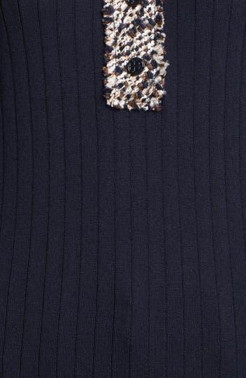 Alternate Image 3  - Tory Burch 'Zelda' Merino Wool Sweater