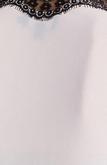 Alternate Image 3  - Ted Baker London Lace Paneled Top