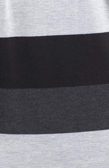 Alternate Image 3  - Vince Camuto Stripe Knit Sheath Dress