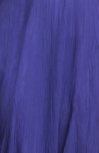 Alternate Image 3  - Komarov Embellished Textured Chiffon Dress (Petite)