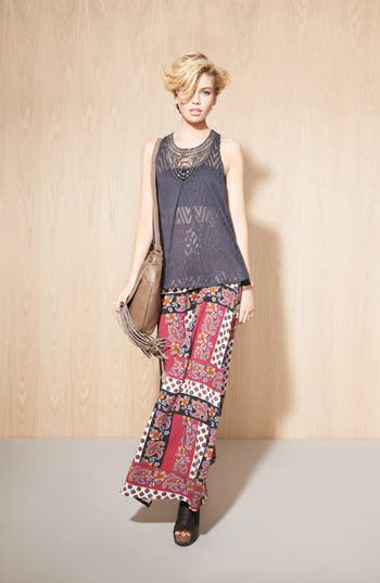 Alternate Image 4  - MINKPINK 'Princess of Persia' Maxi Skirt