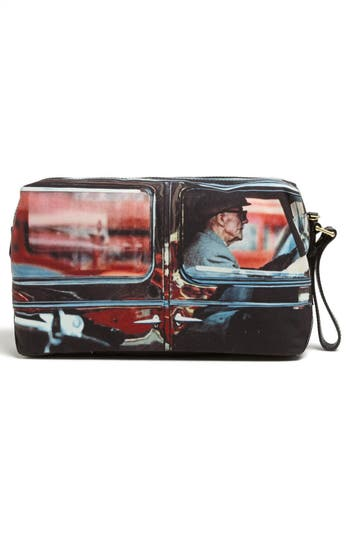 Alternate Image 3  - Paul Smith Accessories 'Taxi Driver' Dopp Kit