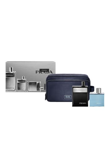 Alternate Image 1 Selected - Prada 'Amber pour Homme Intense' Set ($97 Value)