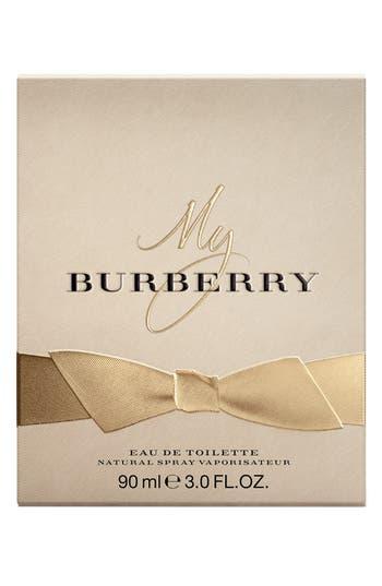 Alternate Image 3  - Burberry 'My Burberry' Eau de Toilette