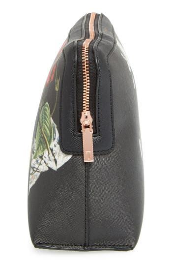 Alternate Image 4  - Ted Baker London 'Elanno Shadows' Cosmetics Bag