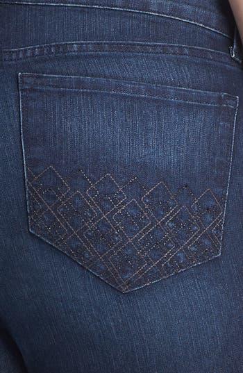Alternate Image 3  - NYDJ 'Barbara' Bootcut Jeans (Dana Point) (Plus Size)