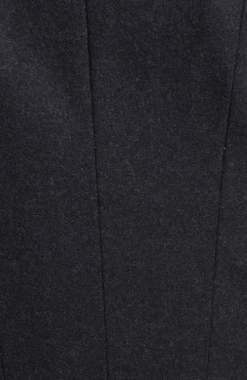 Alternate Image 4  - Oscar de la Renta 'Skyline' Short Sleeve Flannel Jacket
