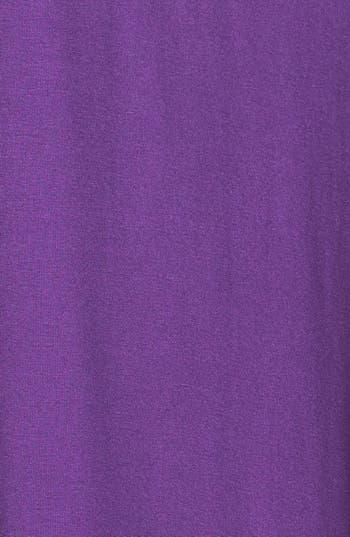 Alternate Image 3  - Evans Drape Cardigan (Plus Size)