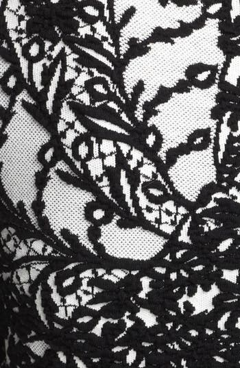 Alternate Image 3  - Valentino Embroidered Sheath Dress