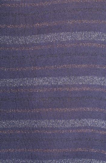 Alternate Image 3  - Splendid 'Skyline' Metallic Stripe Cowl Neck Top