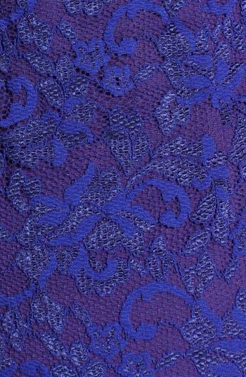 Alternate Image 3  - ABS by Allen Schwartz Lace Pencil Dress (Plus Size)