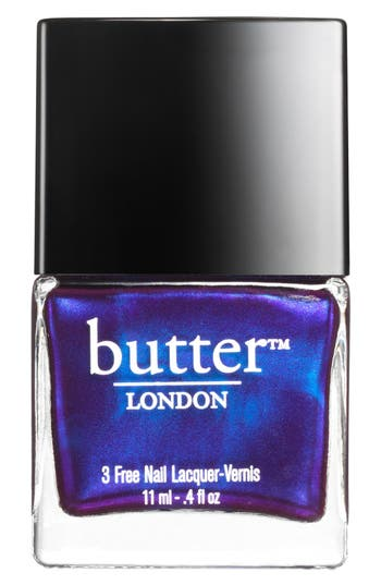 Main Image - butter LONDON 'Prince's Plums' Nail Lacquer (Nordstrom Exclusive)