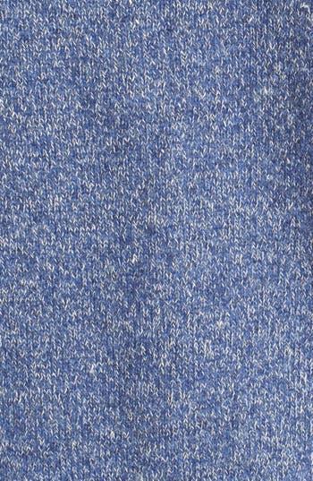 Alternate Image 3  - Nordstrom Wool Zip Hoodie